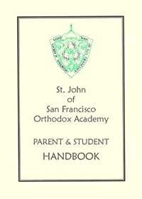 PDF version of Parent & Student Handbook
